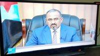 عيدروس الزبيدي يؤكد دعمه لطارق صالح ويرفض أي تواجد للقوات الشمالية بالجنوب