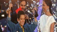 """الطفل المغربي حمزة لبيض يفوز بلقب """"ذا فويس كيدز"""".. جوائز كثيرة تنتظره وكاظم الساهر يُعلق"""