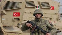 تركيا تمدد انتشارها العسكري بالقرب من اليمن