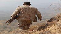 صد هجوم للمليشيا بتعز والجيش يسيطر على جبل الحمام بمقبنة