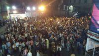 تعز .. الآلاف يوقدون شعلة ثورة فبراير السلمية في ذكراها السابعة