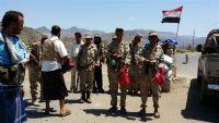 ناطق شرطة الضالع يكشف عن وجود حوثيين بين ضباط الحرس الذين تم احتجازهم