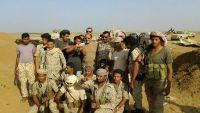 مقتل العشرات من مليشيا الحوثي خلال مواجهات مع الجيش الوطني في ميدي