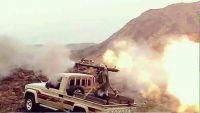 مقتل خمسة من مليشيا الحوثي بينهم قيادي في كمين مسلح بجبن شرق الضالع