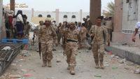 الحزام الأمني بلحج يحتجز أطقم تابعة لأمن الضالع والأخير يقول إنها ضغوطا إماراتية