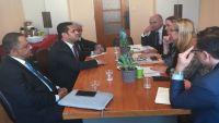 اليمن وهولندا يبحثان التعاون في مجال حقوق الإنسان