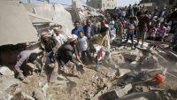 مقتل خمس فتيات بغارة للتحالف في الحديدة