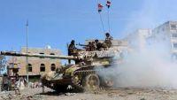 تعز.. مقتل حوثيين بينهم قيادي وإصابة خمسة مدنيين بينهم أطفال بقصف للمليشيا