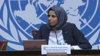 المتحدثة باسم الخارجية القطرية تتحدى صحافي وكالة أنباء الامارات (فيديو)