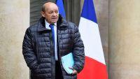وزير خارجية فرنسا يتجنب الرد على أسئلة حول بيع الأسلحة للسعودية والإمارات واستخدامها باليمن