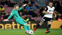 إصابة وفشل وتألق ضمن أبرز مشاهد فوز برشلونة بالسوبر الكتالوني (شاهد)