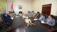 نائب الرئيس: أي موقف مقاوم للحوثي وفي إطار الشرعية مرحب به