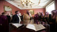خلال لقاء مع بن سلمان … رأس الكنيسة الانغليكانية يعبر عن الأسى للوضع الإنساني في اليمن