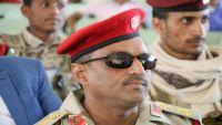 نجاة قائد الشرطة العسكرية من محاولة اغتيال وسط مدينة تعز