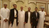 محادثات سرية بين الحوثيين والسعودية في مسقط دون معرفة الحكومة الشرعية