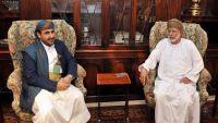 الحكومة الشرعية تنفي وجود مفاوضات بين السعودية والحوثيين