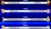 بالمواعيد والتفاصيل.. مباريات ربع نهائي أبطال أوروبا