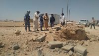 انفجار عبوة ناسفة بالقرب من نقطة تفتيش بالجوف ولا ضحايا
