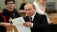 """بوتين: اتهام روسيا بتسميم الجاسوس السابق """"مجرد هراء"""""""