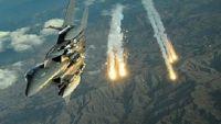التحالف: استهداف طائرة حربية بصاروخ حوثي في سماء صعدة