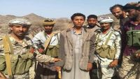 تعز.. الجيش يسيطر على الطريق الرابط بين الراهدة والشريجة ويستعيد مواقع استراتيجية