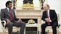 أمير قطر يزور روسيا الأحد بدعوة من بوتين