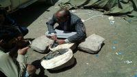 إحباط عبوات ناسفة في طريق إمدادات الجيش الوطني في صرواح