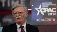 مسؤول إيراني: اختيار بولتون مستشارا للأمن القومي مخز