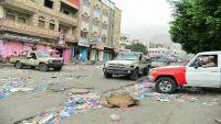 إصابة ثلاثة جنود أمنيين بانفجار عبوة ناسفة في تعز