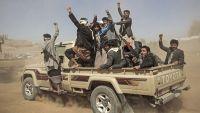البيضاء.. الجيش يستهدف مواقع وتعزيزات للمليشيا في الملاجم