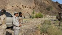 محافظ حضرموت يتوعد بحرب مفتوحة مع عناصر القاعدة
