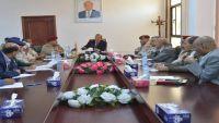 اللجنة الأمنية بتعز تشدد على ضبط أي مخالفات عسكرية وعدم التهاون مع الجنود