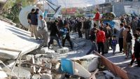 هزة أرضية جديدة تضرب العراق