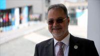 المخلافي: مؤتمر جنيف الإنساني حقق نجاحا كبيرا في دعم الشعب اليمني
