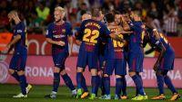 بأربعة مقابل واحد برشلونة يقترب من المربع الذهبي (شاهد الأهداف)