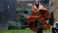 اليمن وإيران تلبدان سماء زيارة بن سلمان إلى باريس