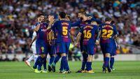 ميسي يقرب برشلونة من لقب الدوري (شاهد)