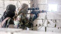 الجيش الوطني يشن هجوما على الحوثيين ويأسر ثلاثة من عناصرهم شمالي تعز