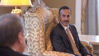 المبعوث الأممي يلتقي نجل صالح في أبوظبي