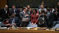 فشل ثلاثة مشاريع قرارات في مجلس الأمن حول استخدام الكيميائي في سوريا