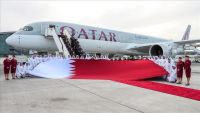 """""""الخطوط القطرية"""" توقع اتفاقية لشراء 5 طائرات بوينغ بـ1.7 مليار دولار"""