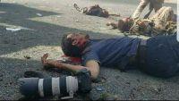 """وفاة مصور قناة """"بلقيس"""" بعد إصابته بصاروخ حوثي في البيضاء"""