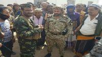 هجوم مسلح يستهدف موقعا عسكريا للحزام الأمني في أبين