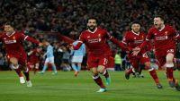 ليفربول يفوز بثلاثية وصلاح يواصل الإبهار