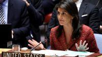 هيلي تطالب مجلس الأمن بمساءلة الحوثيين وإيران