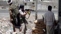 مقتل تسعة حوثيين في مواجهات مع الجيش الوطني بتعز