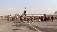 الإمارات تدرب وتجهز لافتتاح مقر لحزام أمني بتعز