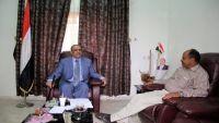 الميسري يؤكد تفعيل مهام شرطة النجدة في عدن