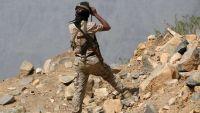 إصابة قيادي عسكري في الحملة الأمنية ومحافظ تعز يوجه بوقف إطلاق النار