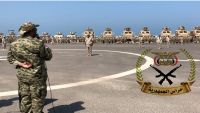 صحيفة: قوات طارق تضبط عددا من أفرادها الفارين من جبهة المخا وتعيدهم إلى معسكر خالد